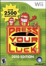 Press Your Luck 2010 Edition | Gamewise