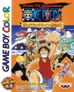From TV Animation One Piece: Yume no Lufy Kaizokudan Tanjou! on GB - Gamewise