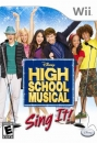 High School Musical: Sing It! on Wii - Gamewise