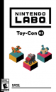 Nintendo Labo: Toy-Con 03 Vehicle Kit