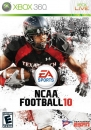 NCAA Football 10 on X360 - Gamewise