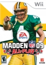 Madden NFL 09 All-Play (weekly US sales)
