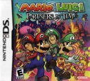Mario & Luigi: Partners in Time for DS Walkthrough, FAQs and Guide on Gamewise.co