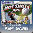 Pinball Heroes: Hot Shots Golf
