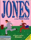 Jones in the Fast Lane boxart