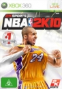 NBA 2K10 on X360 - Gamewise