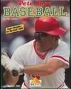 Pete Rose Baseball