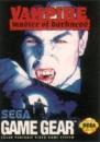 Vampire: Master of Darkness