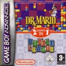 Dr. Mario / Puzzle League on GBA - Gamewise