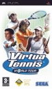 Virtua Tennis: World Tour (US & Others sales) for PSP Walkthrough, FAQs and Guide on Gamewise.co