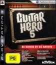 Guitar Hero 5 for PS3 Walkthrough, FAQs and Guide on Gamewise.co