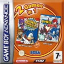 2 Games in 1: Sonic Pinball Party & Sonic Battle