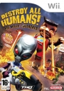 Destroy All Humans! Big Willy Unleashed on Wii - Gamewise