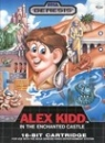 Alex Kidd in the Enchanted Castle'