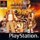 Metal Slug X boxart