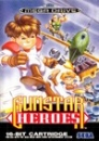 Gunstar Heroes on GEN - Gamewise