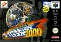 International Superstar Soccer 2000 (JP weekly sales) on N64 - Gamewise