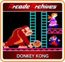 Arcade Archives: Donkey Kong boxart