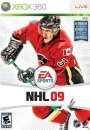 NHL 09 on X360 - Gamewise