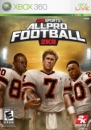 All-Pro Football 2K8 for X360 Walkthrough, FAQs and Guide on Gamewise.co