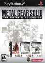 Metal Gear Solid: The Essential Collection (JP sales)