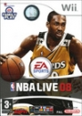 NBA Live 08 on Wii - Gamewise