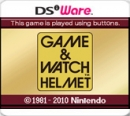 Game & Watch: Helmet