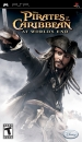 Pirates of the Caribbean: At World's End on PSP - Gamewise