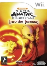 Avatar: The Last Airbender - Into the Inferno boxart