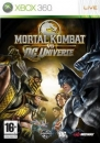 Mortal Kombat vs DC Universe on X360 - Gamewise