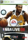NBA Live 08 on X360 - Gamewise