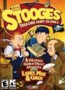 The Three Stooges: Treasure Hunt Hijinks boxart