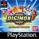 Digimon World on PS - Gamewise
