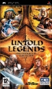 Untold Legends: Brotherhood of the Blade on PSP - Gamewise