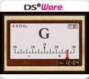 Nintendo DSi Instrument Tuner