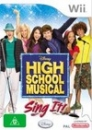 High School Musical: Sing It! for Wii Walkthrough, FAQs and Guide on Gamewise.co