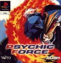 Psychic Force on PS - Gamewise