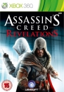 Assassin's Creed: Revelations Release Date - X360