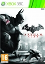 Batman: Arkham City Release Date - X360