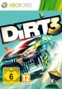 DiRT 3 on X360 - Gamewise