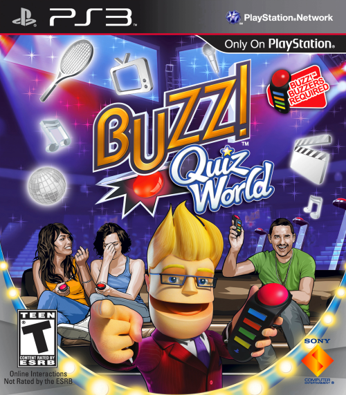 Buzz! Quiz World for PS3 Walkthrough, FAQs and Guide on Gamewise.co