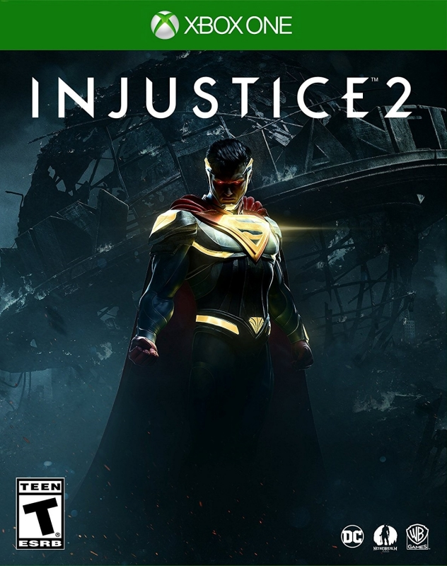 Injustice 2 Wiki on Gamewise.co