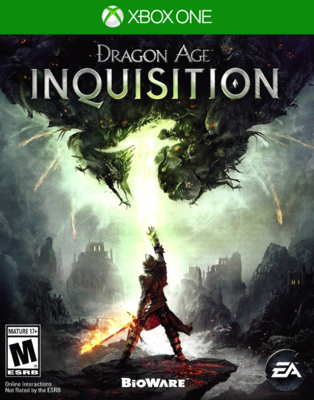 Dragon Age: Inquisition on XOne - Gamewise