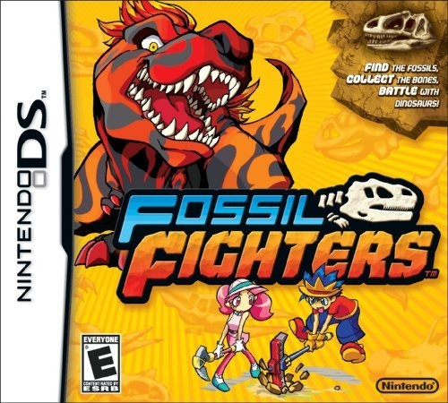 Fossil Fighters on DS - Gamewise