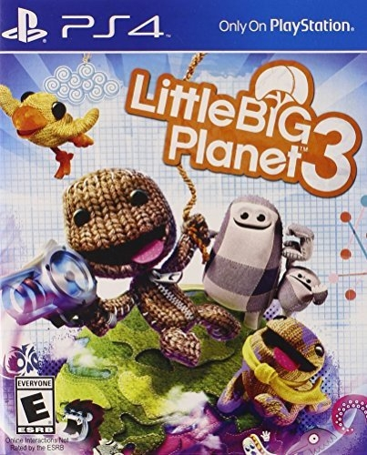 LittleBigPlanet 3 on PS4 - Gamewise