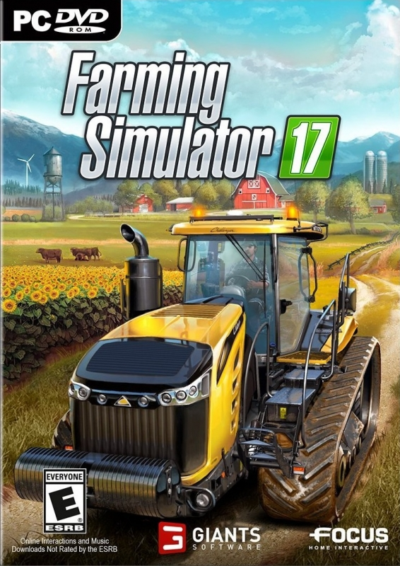 Farming Simulator 17 [Gamewise]