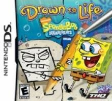 Drawn To Life: SpongeBob SquarePants Edition on DS - Gamewise