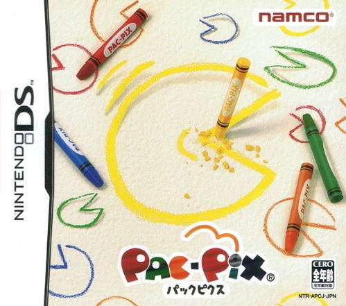 Pac-Pix | Gamewise