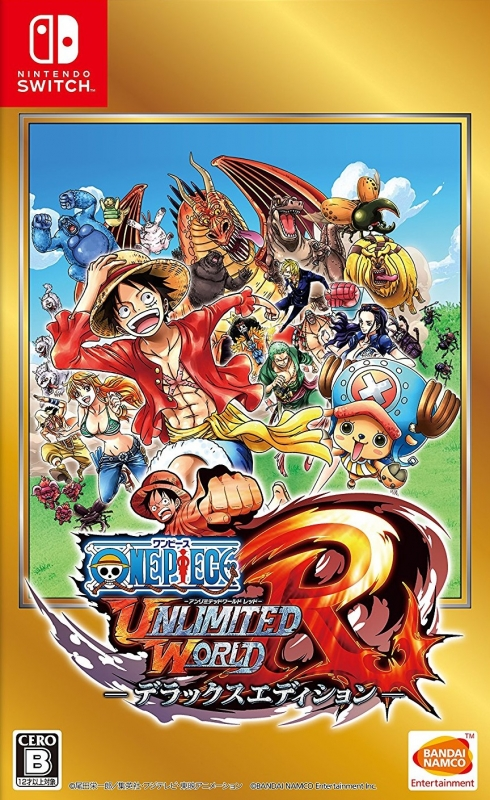 One Piece: Unlimited World Red on NS - Gamewise