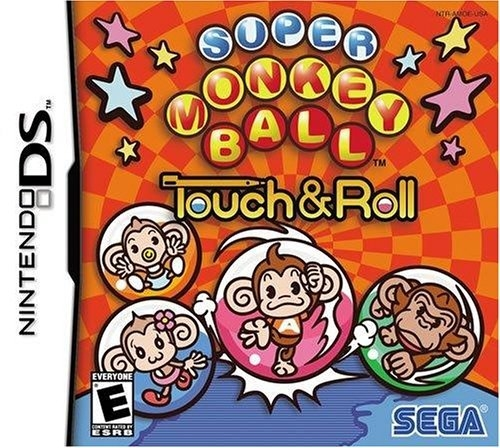 Super Monkey Ball: Touch & Roll [Gamewise]